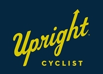 Normal upright cyclist