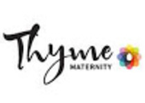 Normal thyme maternity logo