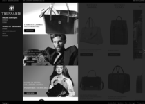 Trussardi Jeans official website