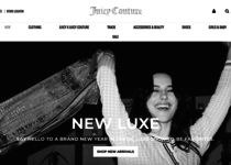Juicy Couture official website