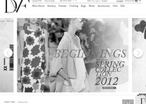 Diane Von Furstenberg official website