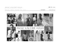 Anne Valérie Hash official website