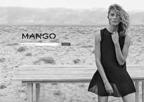 Mango official website