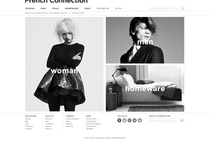 French Connection official website