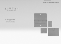 Smythson official website