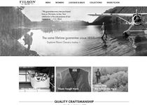 Filson official website