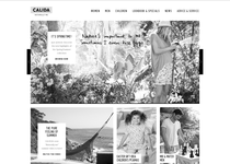 Calida official website