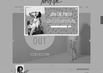 Nasty Gal official website