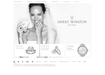 Harry Winston official website