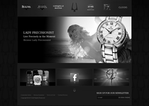 Bulova official website
