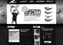 Arnette official website