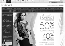 Lane Bryant official website