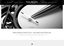 Maurice Lacroix official website