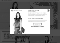 L' Autre Chose official website