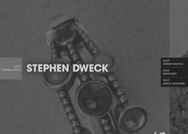 Stephen Dweck official website