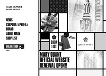 Mary Quant official website