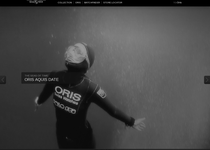 Oris official website