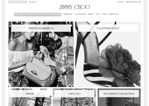 Jimmy Choo official website