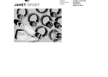 Janet Sport official website