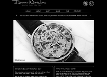 Boxer Watches official website