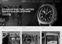 Anonimo official website