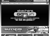 Skechers official website