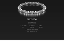 Mikimoto official website