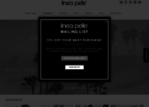 Linea Pelle official website