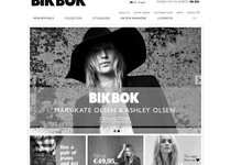Bik Bok official website