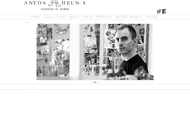 Anton Heunis official website