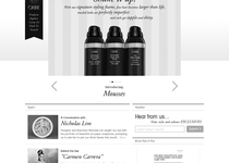 Oribe official website