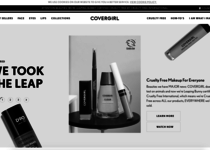 CoverGirl official website