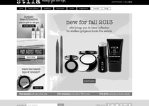 Stila official website