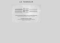 Le Tanneur official website