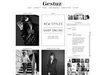 Gestuz official website