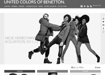 United Colors of Benetton official website