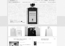 The Ginza official website
