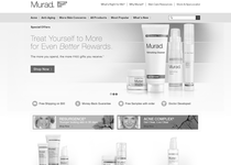 Murad official website