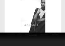 Azzaro (woman) official website