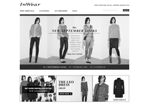 InWear official website