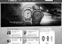 Timex official website