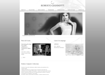 Roberto Giannotti official website
