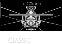Le Corone official website