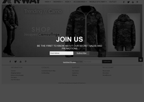 K-Way official website