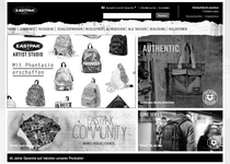 Eastpak official website