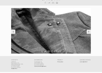 Lardini official website