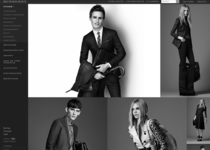 Burberry official website