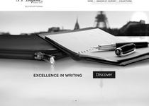 S.T. Dupont official website