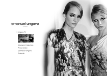 Emanuel Ungaro official website