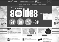 Armor Lux official website